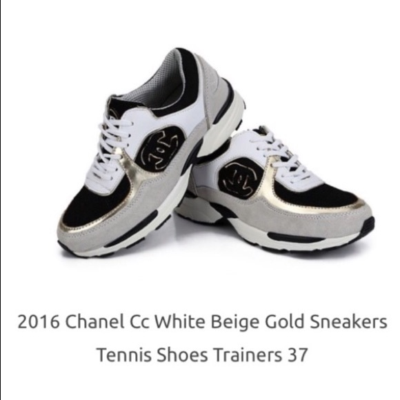 cb35517d53ac8a CHANEL Shoes - 2016 Chanel Trainers